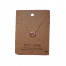 MUST HAVE rose gold hamsa